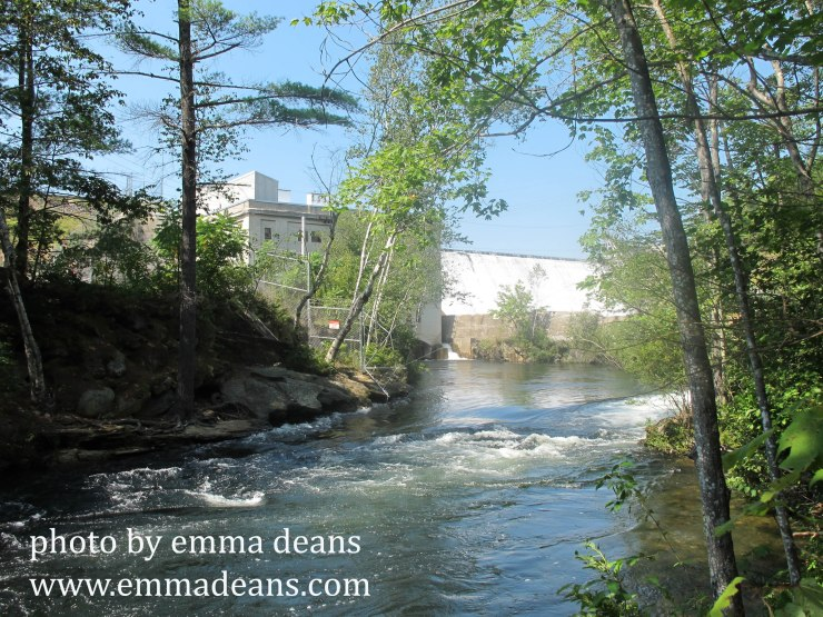 Dundee Dam in Windham